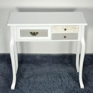 31.5''W Console Table with 3 Drawers (JI3242)