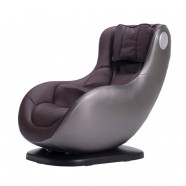 Massage Chair of Bluetooth Music and Body Shaping Function in Brown (HL-6100-5)