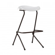 "30.3"" Height Plastic Bar Stool - (YMG-8113C)"