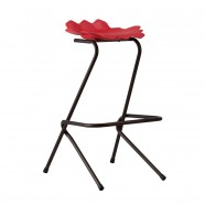 "30.9"" Height Plastic Bar Stool - (YMG-8111C)"