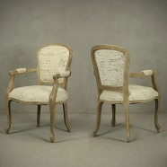 Accent Chair with Arms (PJC014)