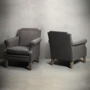 Club Arm Chair (PJS00901)