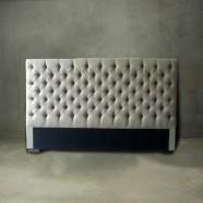 King Size Tufted Upholstered  Headboard (PJB157)
