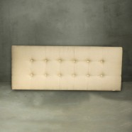 Queen Size Tufted Upholstered  Headboard (PJB205)