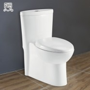 Dual Flush Siphonic Elangated Toilet(DK-ZBQ-12240)
