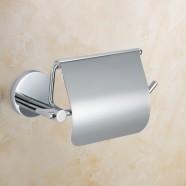 Toilet Paper Holder - Chrome Brass(6406)