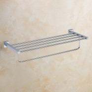 Towel Bar 25 Inch - Chrome Brass (2516)
