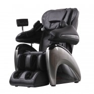 Zero Gravity Heated Reclining S-Track Massage Chair (A05-1B)