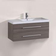 40 In. Wall Mount Bathroom Vanity (DK-T5167A-V)