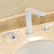Basin&Sink Faucet - Brushed Brass with Lead Free (DK-YDL-2513BN)