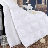 All Season Warmth Down Alternative Comforter, 100% Superfine Wool, 200 * 140cm Single (DK-YS25002-1)