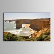Landscape Printed Oil Painting on Chemical Fiber Canvas (DK-PH-DH32)