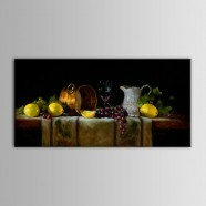 Still-Life Printed Oil Painting on Chemical Fiber Canvas (DK-PH-DH47)