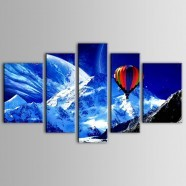 Landscape Group Canvas Printed Painting (DK-PH-TH39189)