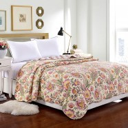 American Style Prewashed Quilt, Twin (DK-WX019)