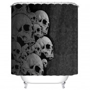"Fashionable Bathroom Waterproof Shower Curtain, 70"" W x 72"" H (DK-YT005)"