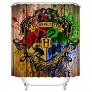 "Fashionable Bathroom Waterproof Shower Curtain, 70"" W x 72"" H (DK-YT007)"