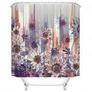 "Fashionable Bathroom Waterproof Shower Curtain, 70"" W x 72"" H (DK-YT021)"