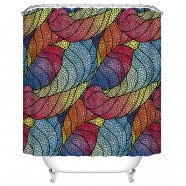 "Fashionable Bathroom Waterproof Shower Curtain, 70"" W x 72"" H (DK-YT026)"