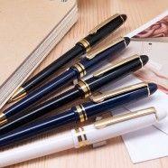 Retractable Ballpoint Pen, 1.0mm, 10/pack (DK-YZB09)