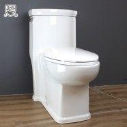 Decoraport Siphonic One-piece Low Flow Toilet (MY-2151)