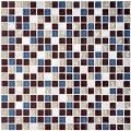 12 in. x 12 in. Glass/Stone Blend Mosaic Tile - 8mm Thickness (A2012)