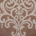 Wallpaper / 3D Embossed Pattern Design Room Wall Decoration (57 sq.ft/Roll) (DK-BL07038)