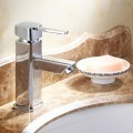 Decoraport Basin&Sink Faucet - Brass with Chrome Finish (6001A)