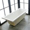 65 In Drop-in Bathtub - Acrylic White (DK-1665-ET)