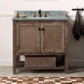 36 In. Freestanding Bathroom Vanity (DK-WH6236-BR)