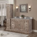 60 In. Freestanding Bathroom Vanity Set (DK-WK9260-SET)