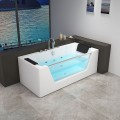 Decoraport 71 x 36 In Whirlpool Tub with Computer Panel, Heater, Ozone (DK-RL-6180S)