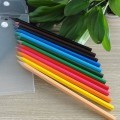 Multicolor Wooden Hexagon Colored Pencil, 3.0mm, 12/pack (DK-PP004)