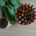 Wooden Colored Pencil, Round Barrel, 3.0mm, 36/pack (DK-PP013)
