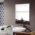 24 x 32 In Wall-mounted Rectangle Bathroom Silvered Mirror (DK-OD-B106)