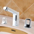 Basin&Sink Faucet - Lead Free Brass with Chrome Finish (DK-YDL-10003CH)