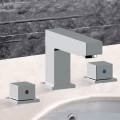 Basin&Sink Faucet - Brass with Chrome Finish (83H25-CHR)