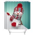 "Fashionable Bathroom Waterproof Shower Curtain, 70"" W x 72"" H (DK-YT003)"