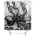 "Fashionable Bathroom Waterproof Shower Curtain, 70"" W x 72"" H (DK-YT014)"