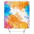 "Fashionable Bathroom Waterproof Shower Curtain, 70"" W x 72"" H (DK-YT022)"