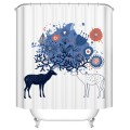 "Fashionable Bathroom Waterproof Shower Curtain, 70"" W x 72"" H (DK-YT023)"