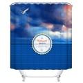 "Fashionable Bathroom Waterproof Shower Curtain, 70"" W x 72"" H (DK-YT032)"