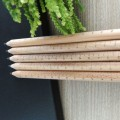Wooden Pencil, HB Lead, 4.0mm, 9/pack (DK-PP1733)