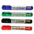 Permanent Marker, Bullet Point, 12/pack (DK-PMP806)