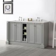 60 In. Bathroom Vanity (DK-6360-CG)