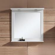 31 x 31 In. Freestanding Bathroom Vanity Mirror (DK-672800W-M)