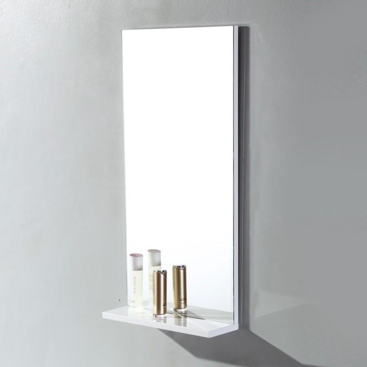 16 X 32 Po Miroir Pour Vanite Salle De Bain Avec Etagere Ms400a M