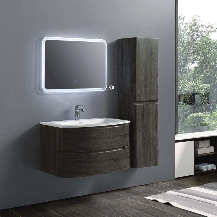 Ensemble meuble salle de bain avec vanité 36