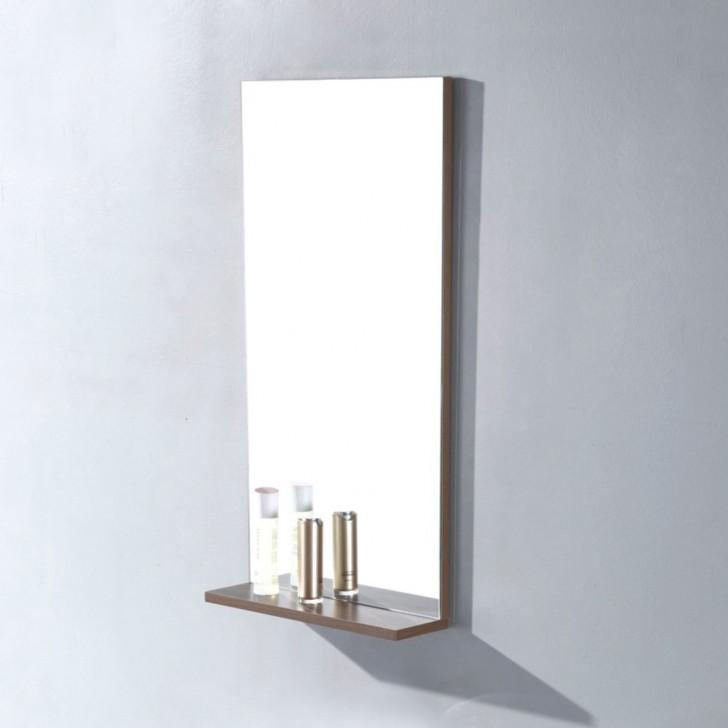 16 X 32 Po Miroir Pour Vanite Salle De Bain Avec Etagere Ms400d M