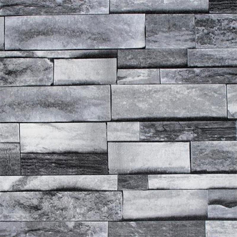papier peint rustique en brique imitation dk se454002. Black Bedroom Furniture Sets. Home Design Ideas